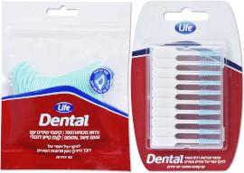 Life Dental מגוון* קיסמי שיניים