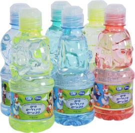 Life מים מינרלים טבעיים לילדים בדמויות דיסני 0.330 ליטר