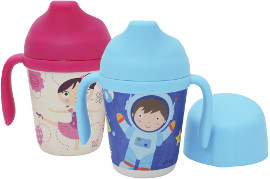 Life KIDS כוס במבוק