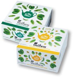 Wellness Life תה ירוק/חליטה