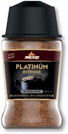 עלית קפה פלטינום אינטנס מיובש בהקפאה בשילוב 10% אספרסו