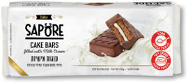 SAPORE עוגות אישיות בציפוי בטעם שוקולד
