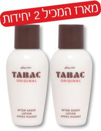 TABAC מארז המכיל: אפטר