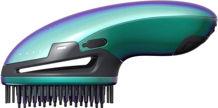 ALLURE מברשת אלחוטית להחלקת שיער
