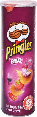 פרינגלס ביג בטעם ברביקיו