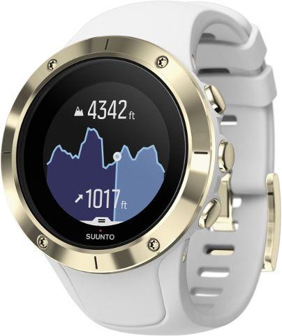 שעון כושר Spartan Trainer Wrist HR Gold
