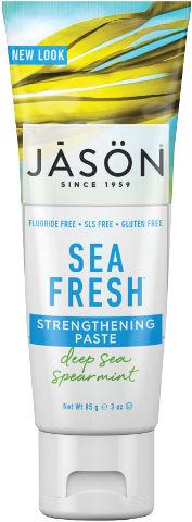 משחת שיניים ניחוח ים