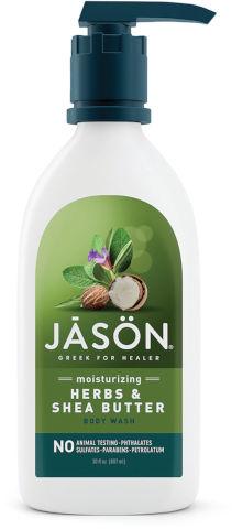 ג'ל רחצה צמחים