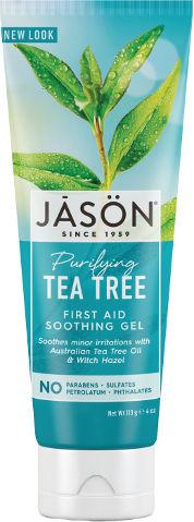 ג'ל עץ התה מרגיע