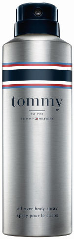tommy ספריי גוף לגבר