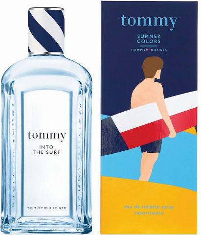 tommy INTO THE SURF א.ד.ט לגבר