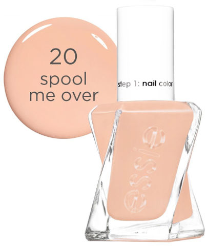 GEL COUTURE לק 20 SPOOL ME OVER