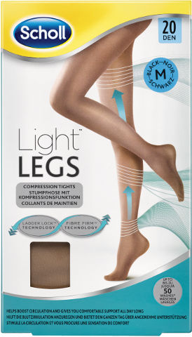 גרביונים 20 דנייר LIGHT LEGS צבע גוף M