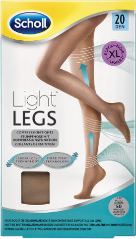 גרביונים 20 דנייר LIGHT LEGS צבע גוף XL