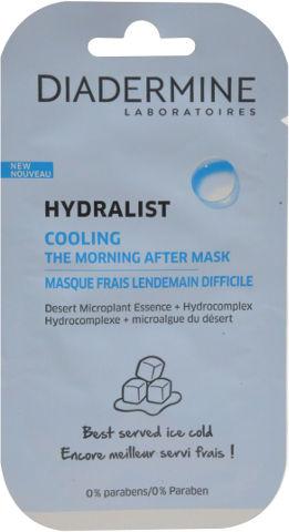 HYDRALIST מסכה מרעננת לעור