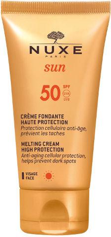 קרם פנים להגנה מהשמש SPF50