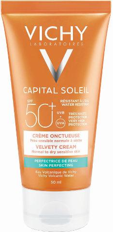 קרם הגנה לפנים SPF+50 לעור רגיל עד יבש