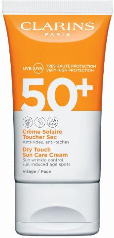 קרם הגנה לפנים SPF50 להגנה מהשמש