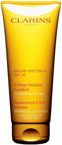 SUN CARE קרם הגנה מפני קרני השמש SPF20