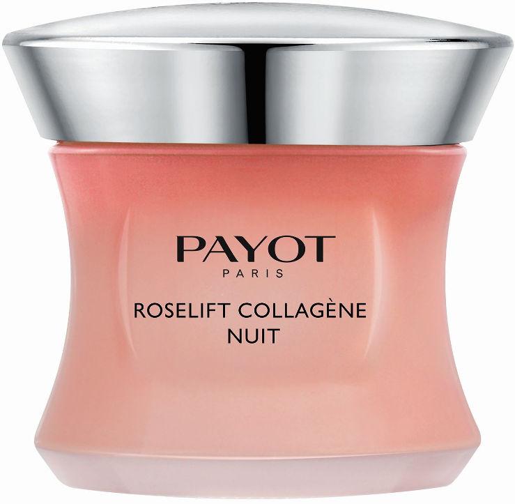 ROSE LIFT קרם לילה  עשיר לשיפור מוצקות העור