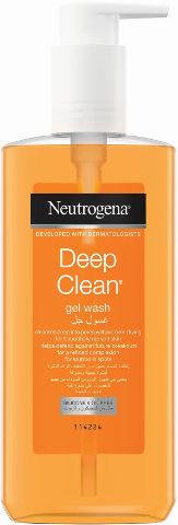 DEEP CLEAN תרחיץ לניקוי פנים
