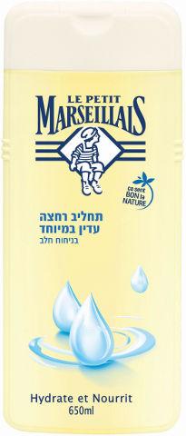 תחליב רחצה עדין במיוחד בניחוח חלב