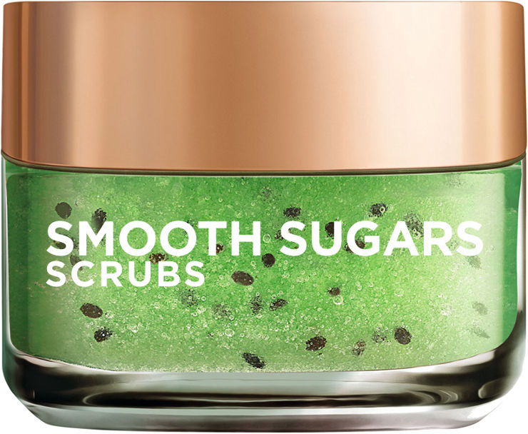 SMOOTH SUGARS SCRUBS גרגירי פילינג סוכר לטיהור העור