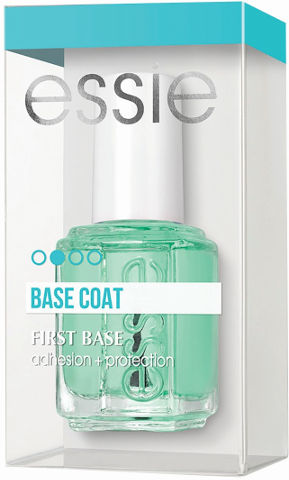BASE COAT FIRST BASE שכבת בסיס להגברת עמידות הלק