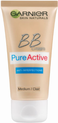 PURE ACTIVE קרם לחות מדיום BB