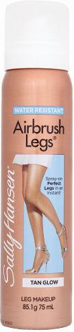 AIRBRUSH LEGS מייק אפ לרגליים ספריי 003