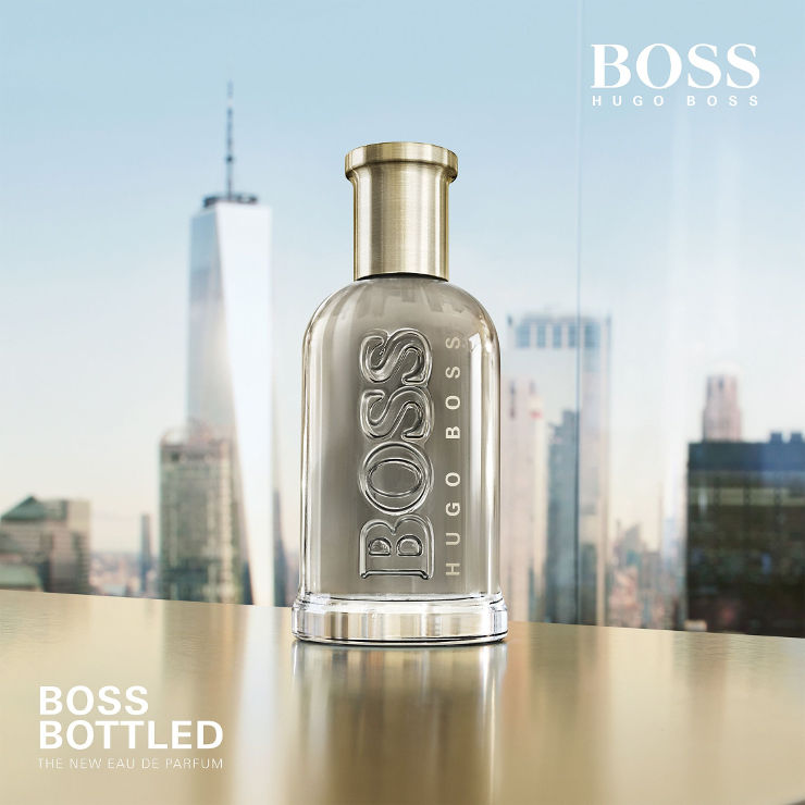 BOSS BOSS BOTTLED  א.ד.פ לגבר
