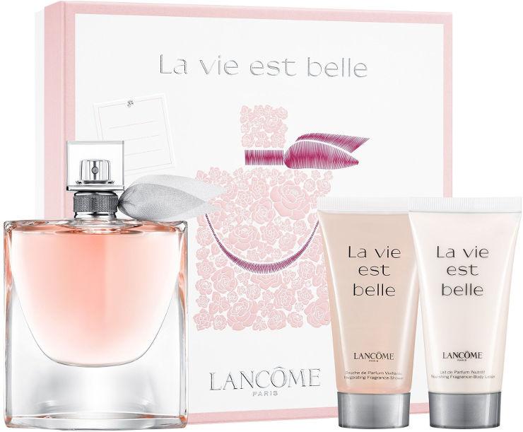 La vie est belle סט א.ד.פ + קרם גוף + ג'ל רחצה לאשה