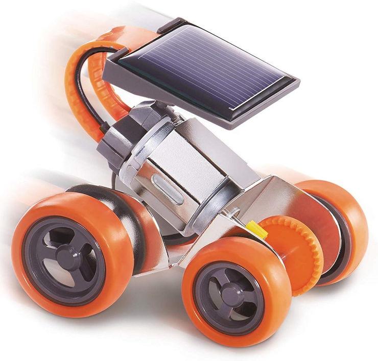 מיני מעבדת אנרגיה סולרית