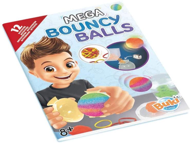ערכה להכנת מגה כדורים קופצים