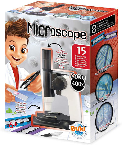 מיקרוסקופ איכותי - 15 ניסויים