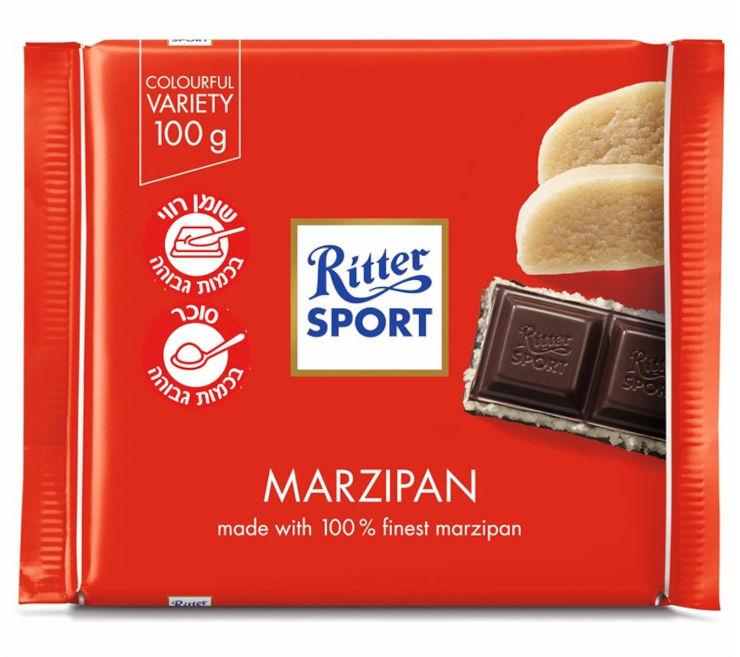 שוקולד מרציפן