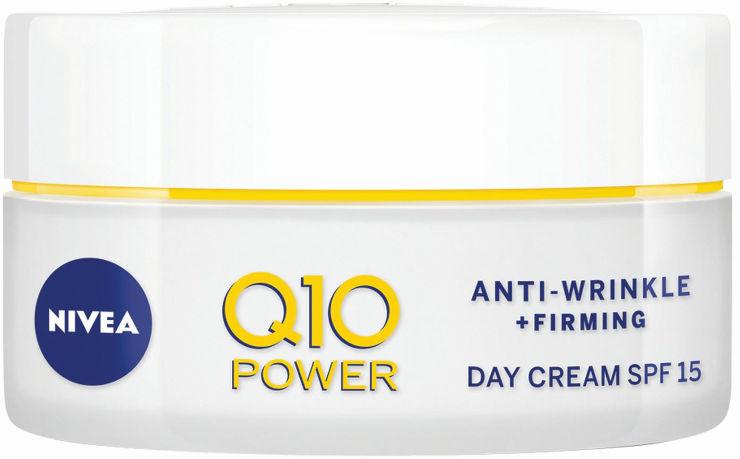Q10 POWER קרם יום SPF15