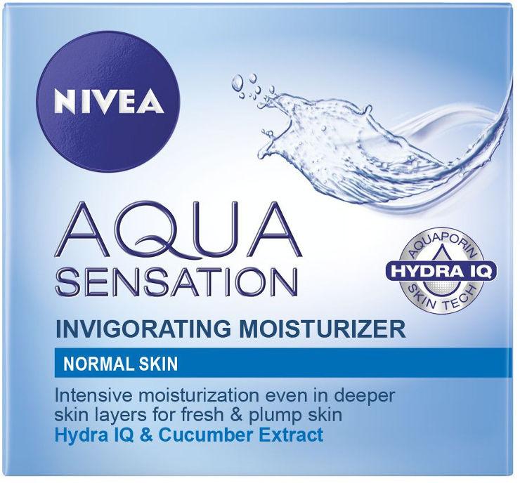 AQUA SENSATION קרם לחות לעור רגיל/מעורב