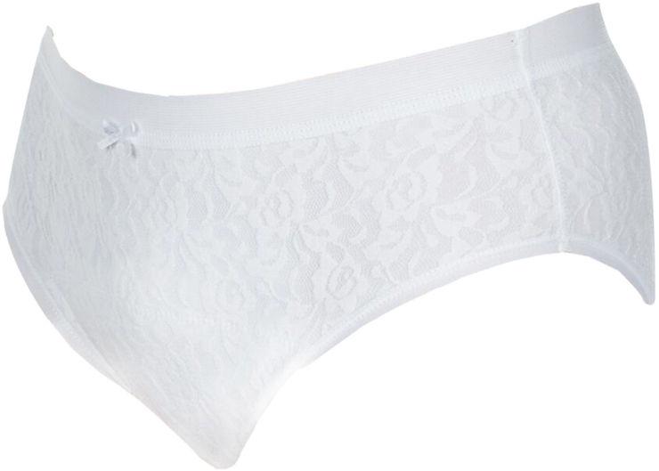 תחתונים לנשים לבן M