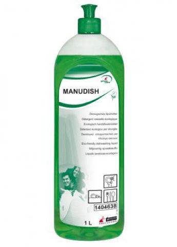 נוזל כלים MANUDISH אקולוגי ליטר