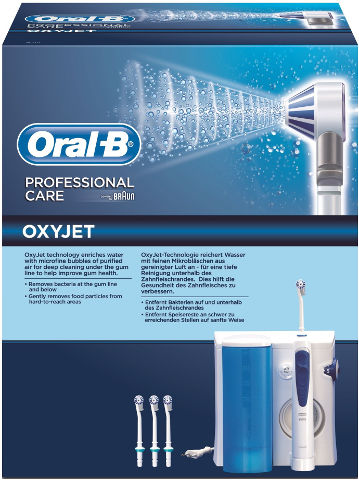 Professional care OXYJET MD20