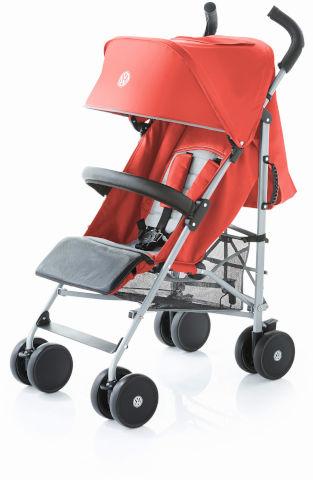 טיולון לתינוק דגם קומפקט - צבע אדום