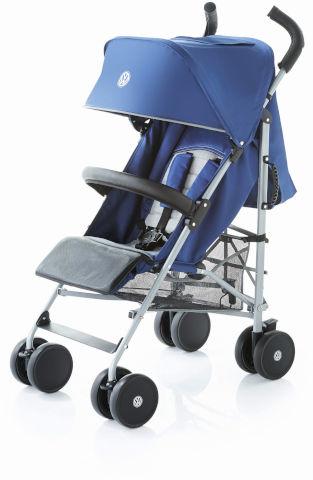 טיולון לתינוק דגם קומפקט - צבע כחול