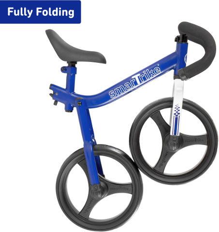 אופני איזון מתקפלים כחול
