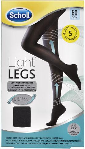 גרביונים 60 דנייר LIGHT LEGS שחור S