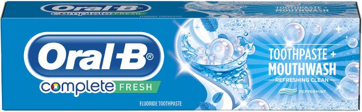 משחת שיניים קומפליט להלבנה