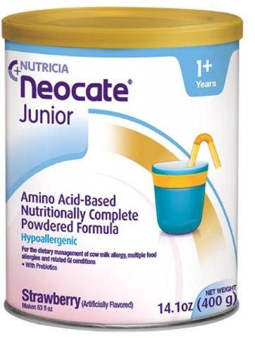 גו'ניור - מזון ייעודי בטעם תות שדה. מתאים לילדים מעל גיל שנה