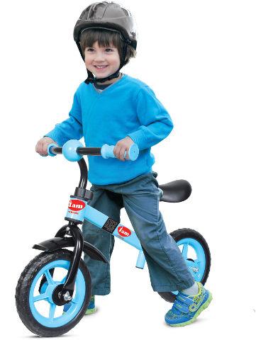 אופני איזון כחול