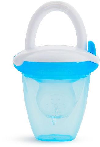 מסנן סיליקון פירות ומזון לתינוק  צבע כחול 11492