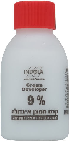קרם חמצן אינדולה 9%